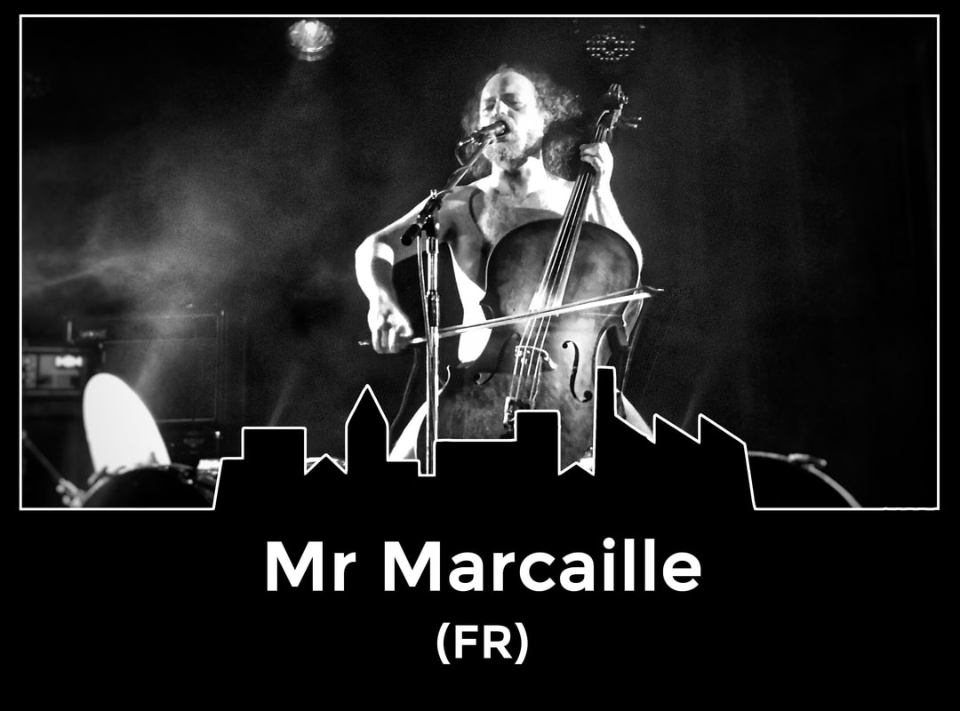 Mr Marcaille (F) Pic by BenPi